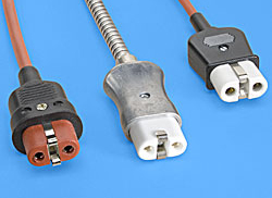 High Temperature European Plugs, Band Heater Plugs, European cable